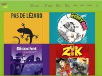 Refonte site et boutique Flip Flap Editions